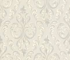 casa padrino barock textiltapete creme grau weiß 10 05 x 0 53 m hochwertige wohnzimmer tapete