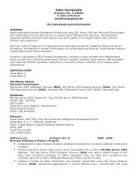 Sample Sharepoint Developer Cover Letter