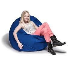 Jaxx 4' Cocoon Kids Bean Bag Chair With And 50 Similar Items