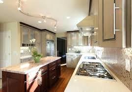 decorative track lighting kitchen small kitchen light above sink