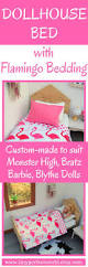 Monster High Bedroom Set by Best 25 Puppenbett Holz Ideas On Pinterest Puppenbett