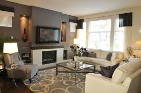 Teal Living Room Walls by Accent Wall Living Room