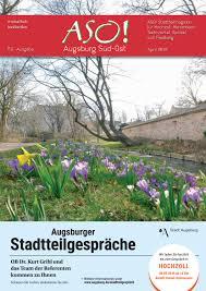 Kã Che Lutz Augsburg Aso Augsburg Süd Ost April 2019 By Bernhard Steiert Issuu