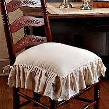 French Script Chair Cushions by French Country Chair Cushions Ebay