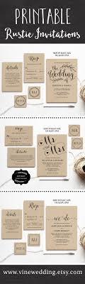 25 Best Ideas About Rustic Wedding Invitations On Sunshinebizsolutions Com