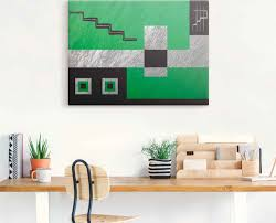 artland wandbild modern i muster 1 st in vielen größen produktarten leinwandbild poster wandaufkleber wandtattoo auch für badezimmer