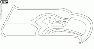 Free Printable Astonishing Ideas Nfl Logo Coloring Pages Seattle Seahawks Ngbasic Com