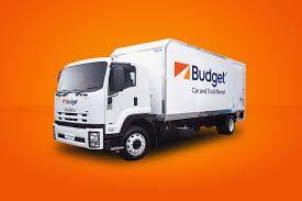 100 Budget Truck Rental Rates Calgary AB