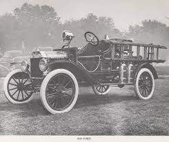100 Model T Fire Truck Ford Ruck 1916 Digital Collections Free Library