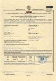 fluido bureau veritas certificazioni tirrena refrigerazione