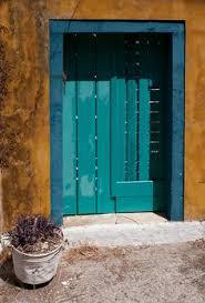 green door Home