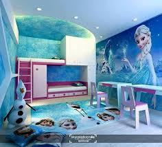 chambre la reine des neiges les 85 meilleures images du tableau chambres enfants sur