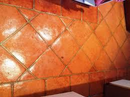 amazing porcelain tile that looks like terracotta decoration ideas
