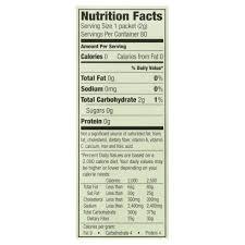 Great Value Stevia Sweetener No Calorie 5 64 oz 80 Count