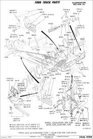 1978 F150 4x4 Ford Steering Parts Diagram - House Wiring Diagram ...