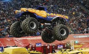 100 Monster Trucks Videos 2013 The Physics Of Feature Car And Driver