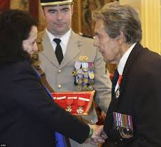 Britains Most Decorated Soldier Ever by Over 40 Ww2 Veterans Awarded The Legion D U0027honneur By The French