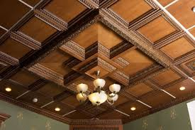 Tilton Coffered Ceiling Canada by Angled Coffered Ceiling With Arched Window Done In White For