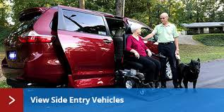 Side Entry Wheelchair Vans For Sale