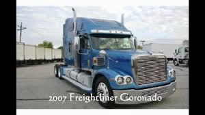 100 Semi Truck For Sale 2007 Freightliner Coronado For Sale 515hp YouTube
