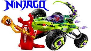 100 Fangpyre Truck Ambush LEGO 9445 LEGO Ninjago Review BrickQueen