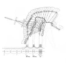 100 Enrique Miralles Architect El Laberinto Enric Drawings Of The Ure Of