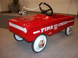 Pedal Cars | Withrow's Body Shop Antique Hook And Ladder Fire Truck Pedal Car 275 Antiques For Price Guide American Fire Truck Pedal Car Second Half20th Restoration C N Reproductions Inc Instep Riding Toy Hayneedle Childs Red Toy Pedal Car Based On An American Fire Truck Amazoncom Instep Toys Games 60sera Blue Moon Gearbox Vintage Firetruck Cars Pinterest Cars Withrows Body Shop Rare Large Structo Jeep Red Firetruck With Airbags Stuff