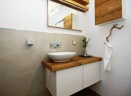 altholz badmöbel in eiche altholz kante gehackt risse