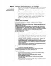 Sample Resume For Hotel Receptionist With No Experience In Law Firm Medical Office Templates