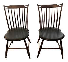 19th Century Americana Stick Back Maple Dining Chairs - A Pair Ding Room Oldtown Fniture Depot Maple And Suede Chairs Six 19th Century Americana Stick Back A Pair Chair Stock Image Image Of Room Interior 3095949 Brnan 5 Piece Set By Coaster At Michaels Warehouse G0030 W G0010 Glory Hard Rock Table Ideas Maple Ding Tables Grinnaraeco Museum Prestige Solid Wood Port Coquitlam Bc 6 Mid Century Blonde Wood Chairs Dassi Italian Art Deco With Upholstery Paul Mccobb Four Tback For The Planner Group