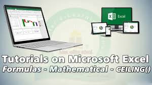 Ceiling Function Excel Example by Formulas Ceiling Function Excel Tutorials Free Online