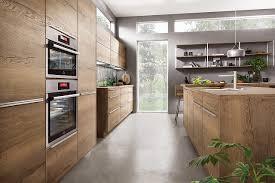 moderne einbauküche norina 3382 eiche havanna küchenquelle
