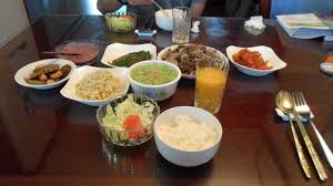 cuisine cor du sud cuisine coréenne inspirational gastronomie coréenne cuisine jardin