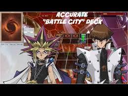 Yami Marik Deck Battle City by Yami Yugi Vs Seto Kaiba Accurate