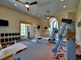 Several Remarkable Pictures Of Home Gyms Design Ideas Modern Gym