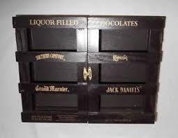 Image Is Loading BOX ONLY Very Special Liquor Filled Chocolates Open