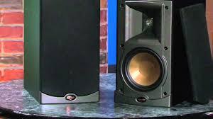 Klipsch RB51 Bookshelf Speakers Video Review