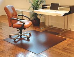 bamboo chair mats are foldable office desk mats by american chair mats