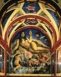 Diego Rivera Rockefeller Center Mural Controversy by Chronology Murals For The Museum Of Modern Art