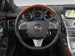 Image 2013 Cadillac CTS 2 door Coupe Premium RWD Steering Wheel