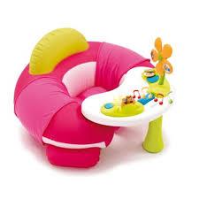 table activité bébé avec siege siège cotoons cosy la grande récré vente de jouets et