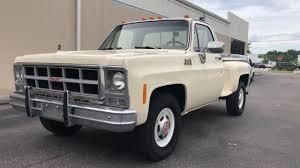 100 1979 Gmc Truck GMC SIERRA 3500 C35 YouTube