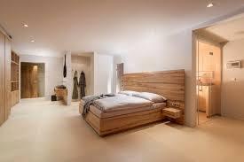 design schlafzimmer im alpenstil mit sauna wohnen