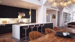 cuisine chalet moderne ilot central cuisine 14 id233es cuisine focus sur la