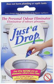 Bathroom Smells Like Sewage Gas by Amazon Com Just A Drop Natural Toilet Odor Eliminator