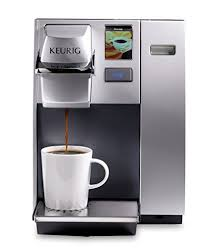 The Keurig K155 Is A Commercial Brewing System Built For Small To Medium Offices But Die Hard Coffee Enthusiasts Would Love Have This Machine At Home