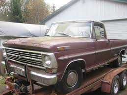 100 Craigs List Used Trucks List Buy 1968 F100 Ford Truck Enthusiasts Forums