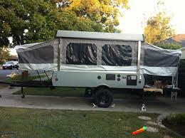 100 Fresno Craigslist Cars Trucks Modified Coleman Tent Trailer Toy Hauler 3900 CA