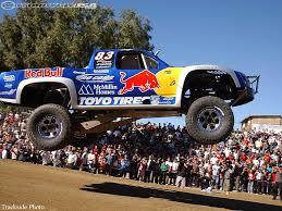 100 Redbull Truck 2006 Baja 1000 Coup De Grace Motorcycle USA High Shutter Speed