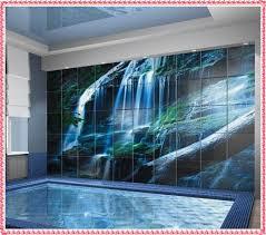 3d photo bathroom tile designs exles of 3d floor and wall tiles